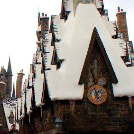 Hogsmeade by Christie Henderson - Novices Only Street & Candid ( hogsmeade, harry potter )
