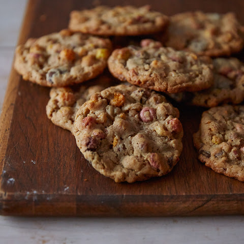 Fruity Breakfast Cookies
