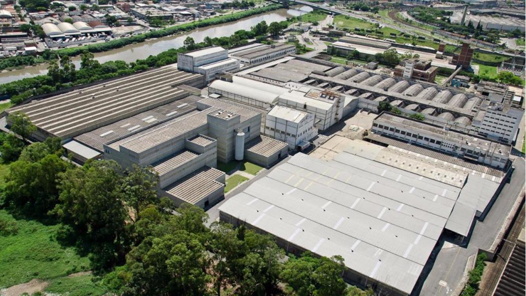 Galpão industrial para locação, Business Park Osasco
