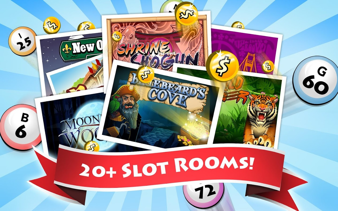 Bingo Blitz: Bingo+Slots Games Screenshot 4