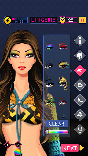 Fashion n/aa: Dressup & Makeup - screenshot