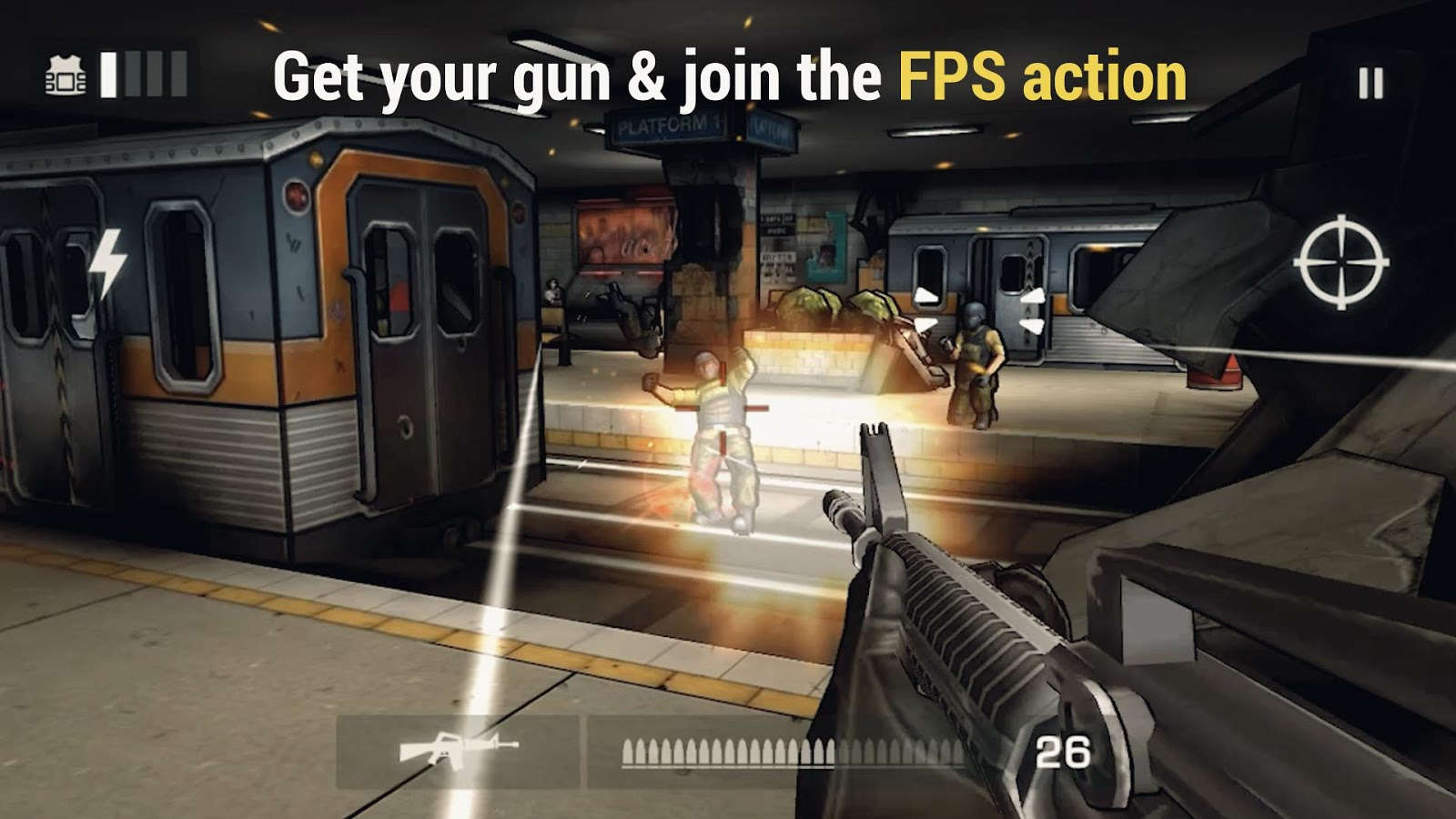 Major Gun : war on terror Screenshot 5