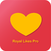 Royal Likes Pro Icon