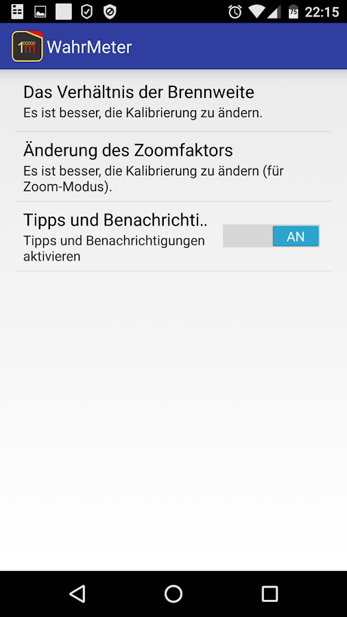 Entfernung android apps download