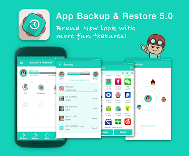 App Backup & Restore- screenshot thumbnail