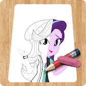 Learn To Draw :Equestria Girls