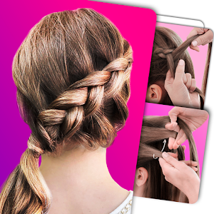 Hairstyles step by step For PC (Windows & MAC)