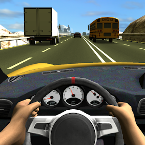 Be the fastest traffic racer of all times! APK Icon