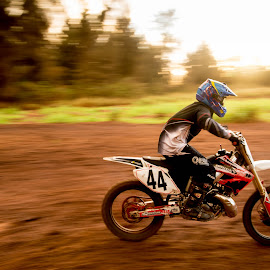 Speed by Lydia Stuemke - Novices Only Sports ( ride, motocross, motion panning, dirtbike, fast )