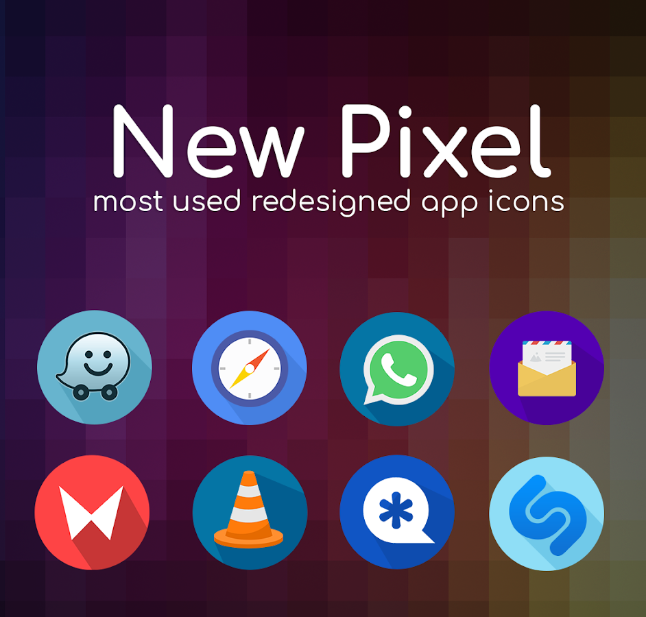 New Pixel icon pack Screenshot 4