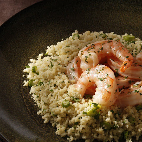 Like lobster? Butter-poach shrimp