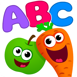 Funny Food ABC games for toddlers and babies For PC (Windows & MAC)