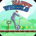Game Happy Bike Wheels APK for Kindle