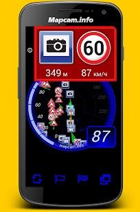 App MapcamDroid Speedcam apk for kindle fire