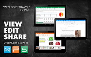 Screenshot of WPS Office + PDF
