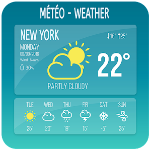 Météo & Weather App