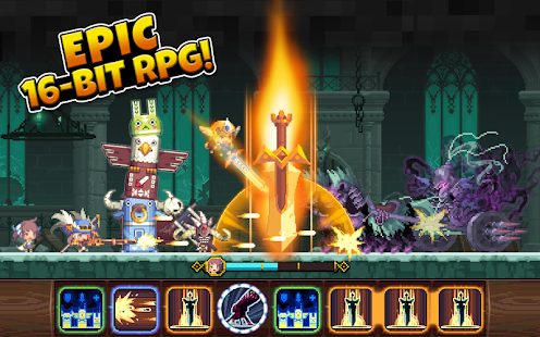 Game Crusaders Quest APK for Windows Phone