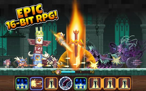 Crusaders Quest apk screenshot