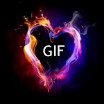 Heart GIF Icon