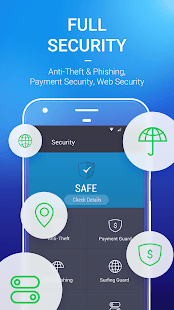 App AMC Security - Clean & Boost APK for Kindle