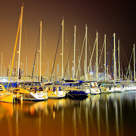 by Joel Adolfo    - Transportation Boats