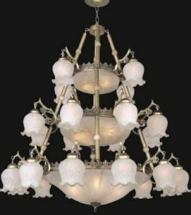 Design Chandelier Ideas - screenshot