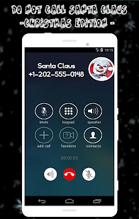 Do Not Call Santa Claus *OMG HE CAME TO MY HOUSE*