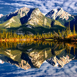 Mirror by Stanley P. - Landscapes Waterscapes
