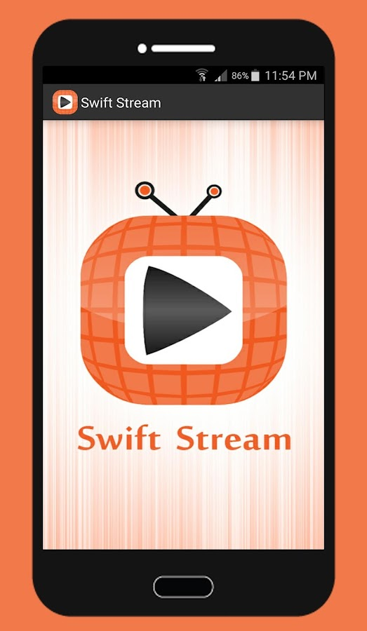Swift Stream Screenshot