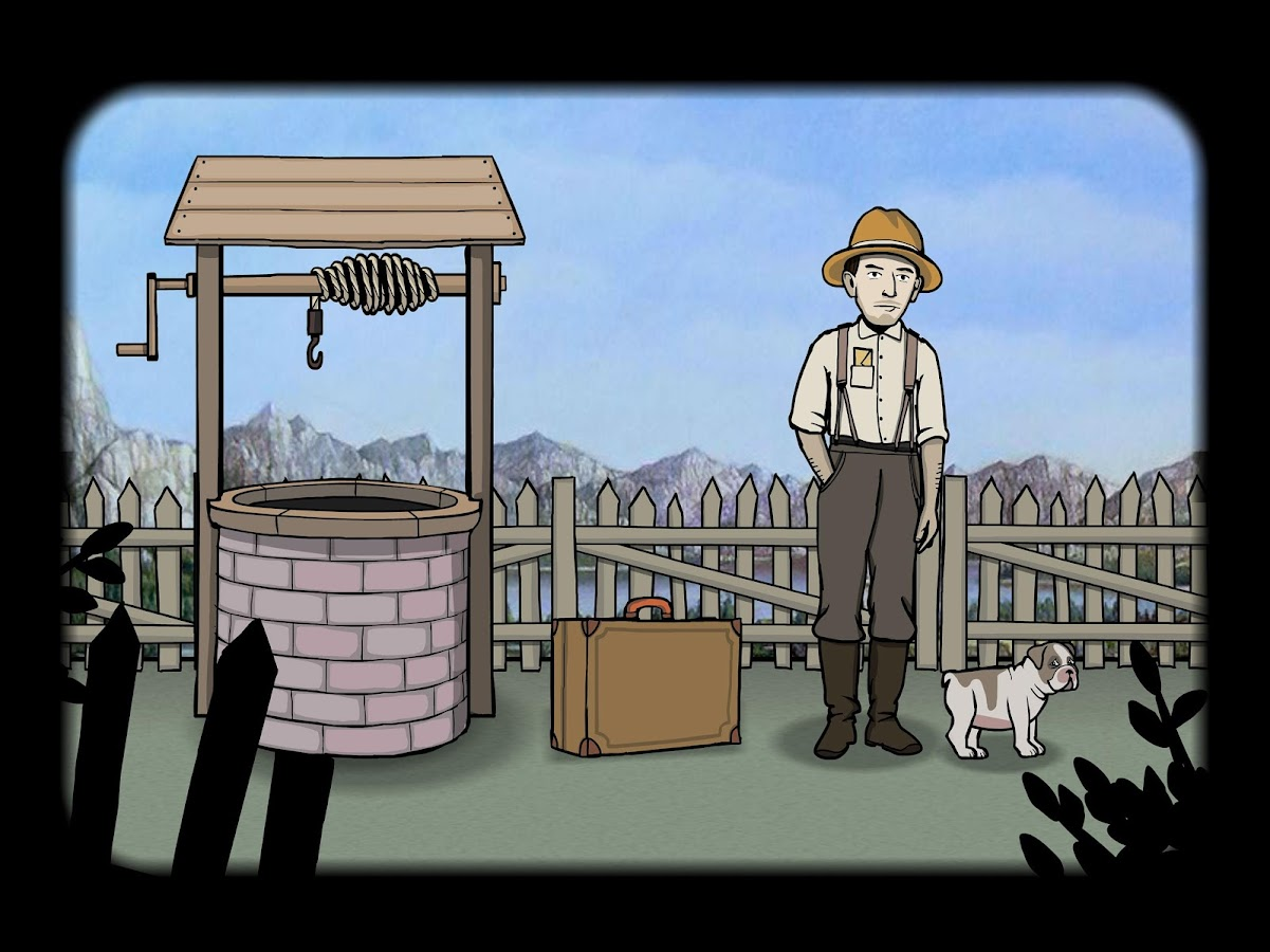 Rusty Lake: Roots Screenshot 0