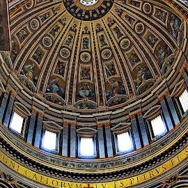 Basilica di San Pietro in Vaticano  3 - Rome,Italy by Jerko Čačić - Buildings & Architecture Places of Worship (  )