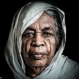 portrait by فائز أبوبكر - Uncategorized All Uncategorized