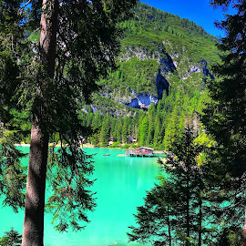 Lago di Braies  by Marco L - Nature Up Close Water