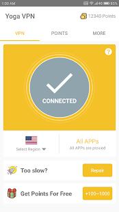 App Yoga VPN - Unblock, Unlimited apk for kindle fire