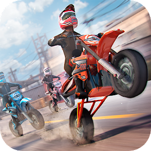 Real Motor Bike Racing - Highway Motorcycle Rider For PC