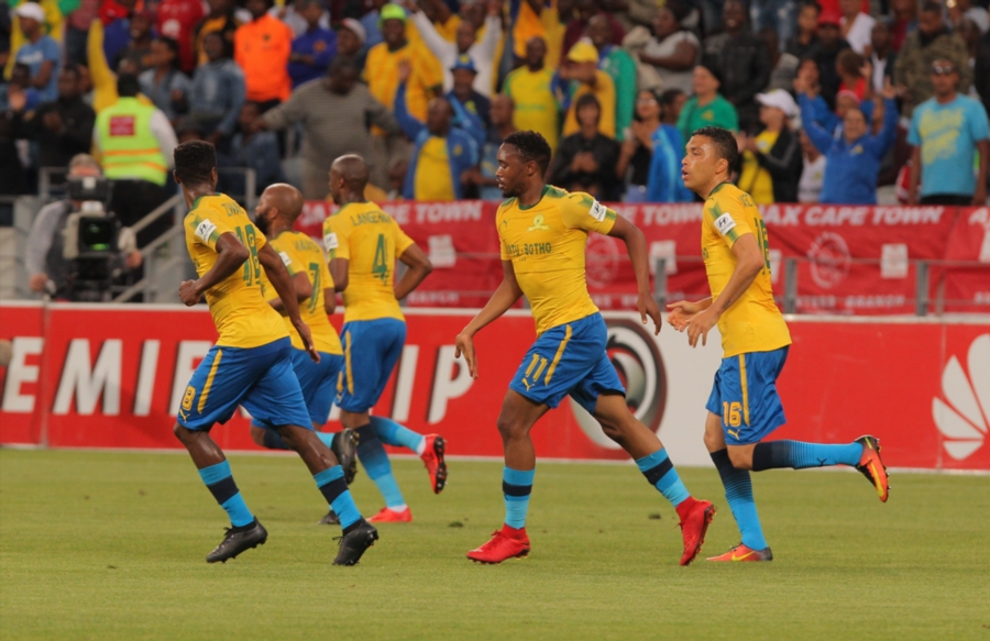 Sundowns go four points clear with win over Ajax Cape Town