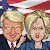 Trump/Clinton Election Emojis file APK for Gaming PC/PS3/PS4 Smart TV