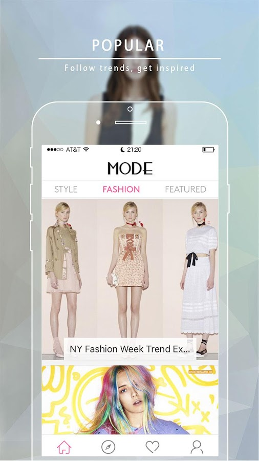 MODE - What to Buy Screenshot 0