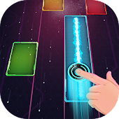 Download Music Piano: Glow Tiles APK on PC