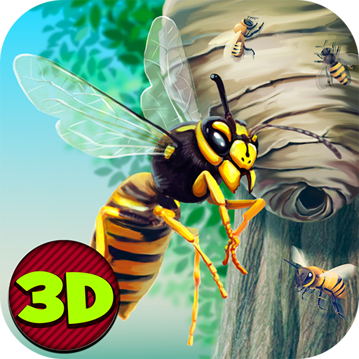 City Insect Wasp Simulator 3D (game)