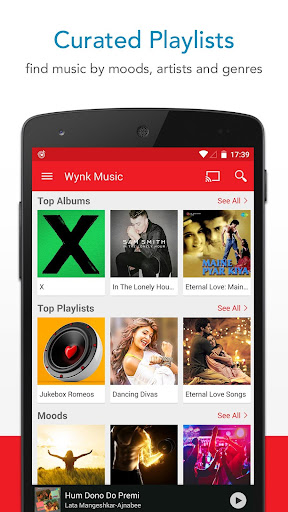 Wynk Music: MP3 & Hindi songs screenshot 2