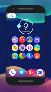 Fresy - Icon Pack Screenshot