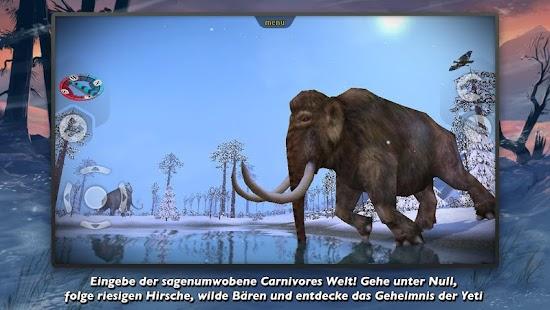 Carnivores: Ice Age – Miniaturansicht des Screenshots
