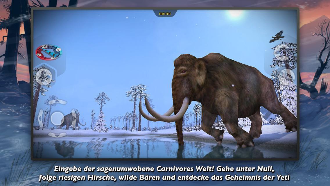 Carnivores: Ice Age – Screenshot