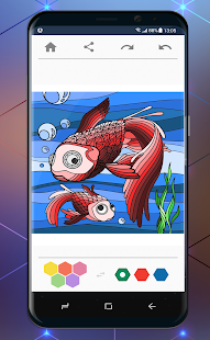Game Coloring Games - Adults Coloring Pages APK for Kindle