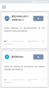 App Taligram - Telegram groups apk for kindle fire