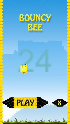 Bouncy Bee Pro - screenshot