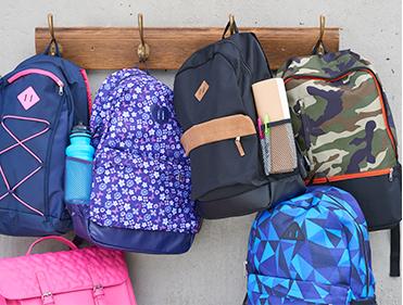 Shop a range of school bags at George.com