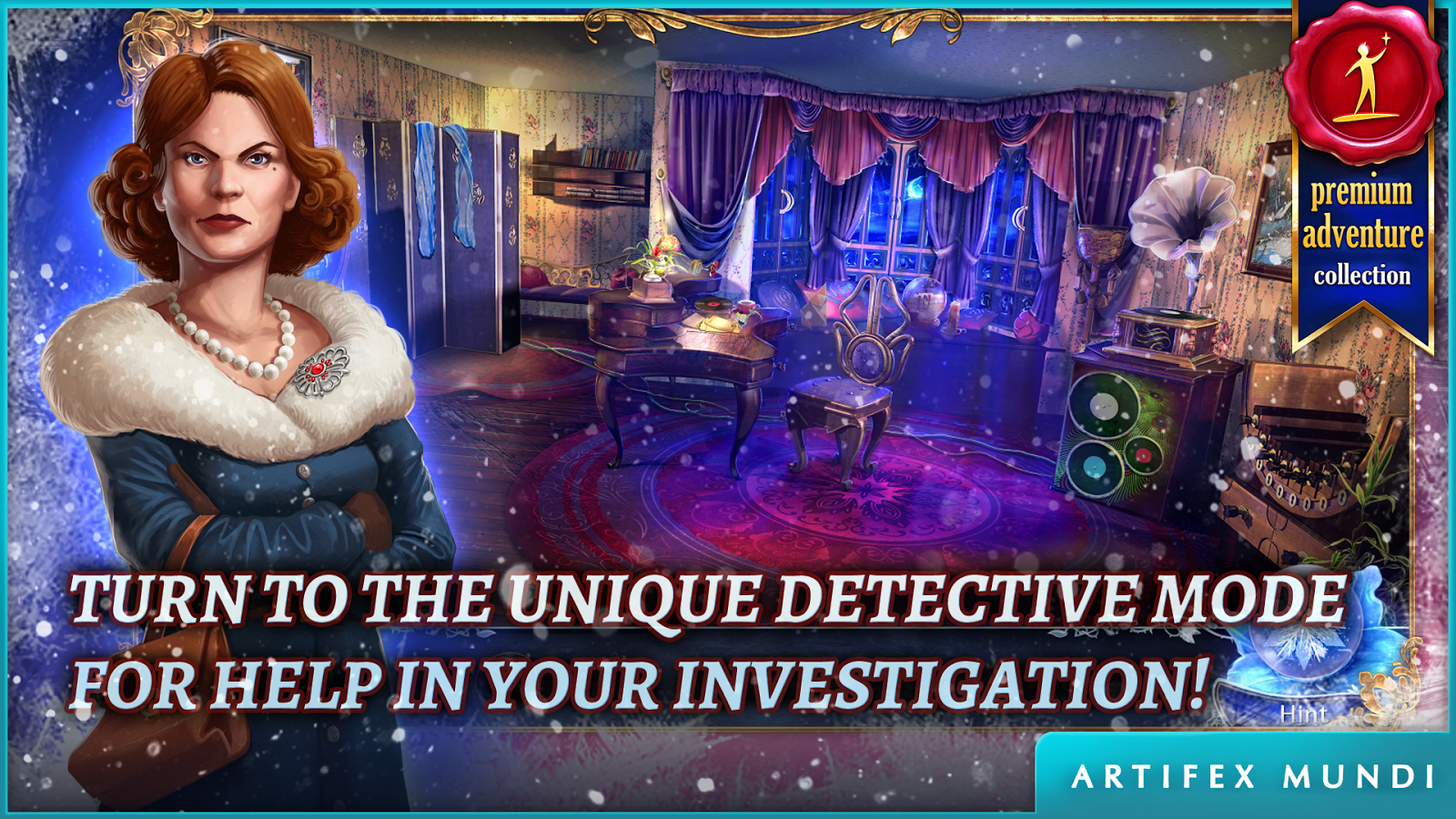 Crime Secrets Screenshot 1