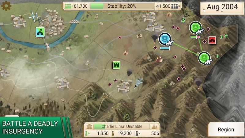 Rebel Inc. Screenshot 2